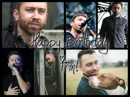 Happy Birthday Tim McIlrath! by EchelonMars14