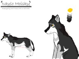 Ivaylo Moisky Redesign by Wolf-Tracks