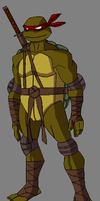 Another Unnamed Turtle by UndefinedScott