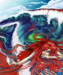 Red Tide by GDBee