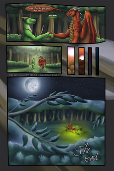 Commission - On The Hunt - Page 5/5 by FireDragon97