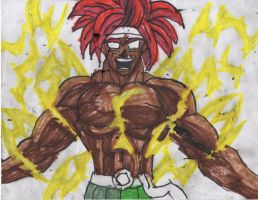 Crono's power by ChahlesXavier