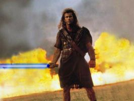 Jedi Master William Wallace by Malir80