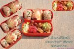 Lionfish Under Sea Bento by Demi-Plum