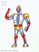 Alloy King by ryuuseipro