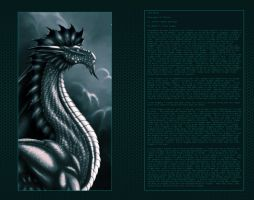 Sam's Notes: Silver Dragons by Ghostwalker2061