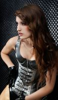 corset in pewter pt. 2 by t3cMast3r