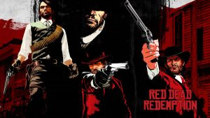 Red Dead Redemption - wall 1 by mattsimmo