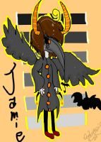 Jamie: Guardian of Halloween by XRadioactive-FrizzX