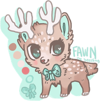 Deerling Adopt by Magicpawed