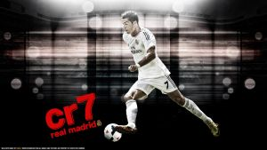 Cr7,real Madrid 0080 By Namo,7 by 445578gfx