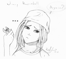 Winry Rockbell by tnomania