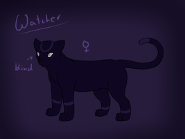 Watcher ref by CrispyCh0colate