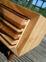 Large jewellery box  dovetail details by TMFineFurniture