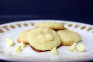 White Chocolate Sugar Cookies by SilverDragon2050