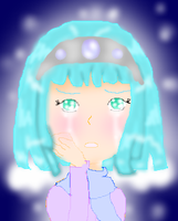 Crying Angel by Melita13
