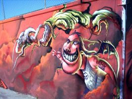 Hell by GraffMX