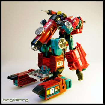 Perceptor...s | Transformers by sniperdusk