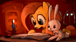 Scary Stories for Rabbits by DocWario