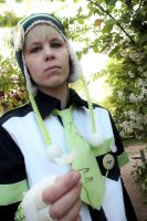 Dramatical Murder - Noiz in the spring by HappyManga
