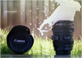 Canon Splash by JuApples