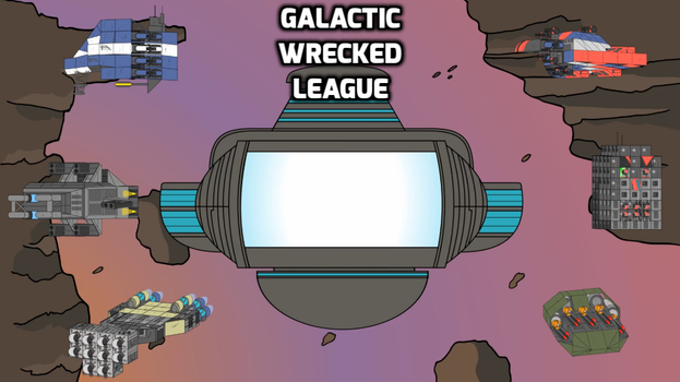 Galactic Wrecked League - Link in the description by Irish-John