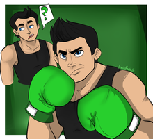 PO: Little Mac - by lewisrockets