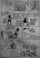 Why Fly? : Page 1 by Nomiephobia