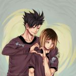 Kuroken - See? it's not that hard by Chengggg