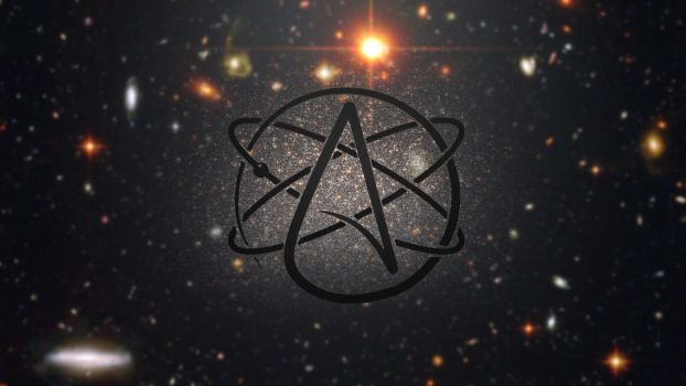 Atheist Wallpaper by camoway