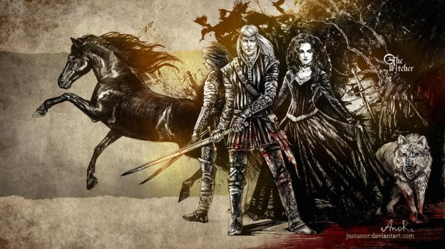 Blood And Glory by JustAnoR