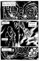 P1 of a 4 page Preview. by LeviSmithArt