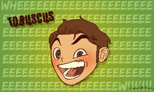 Tobuscus ~ WHEEEEEEW! by ZomzArtisticz