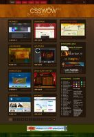 CssWow:: Css Gallery by princepal