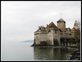 Chateau de Chillon by plhu