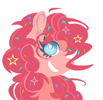 Pinkie Pie by ponyaa