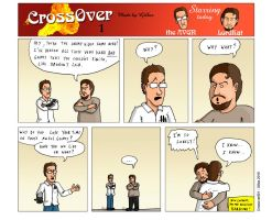 Crossover 1 by Gillus99