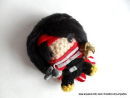Vincent Valentine Doll by AnyaZoe