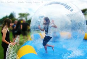 Behind the Hamster Ball by Madi-Gascarr