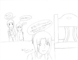 APH: Going Overboard by LaMademoiselleRouge
