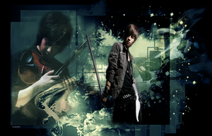 Henry Lau Wallpaper 1 by Sealegs2414