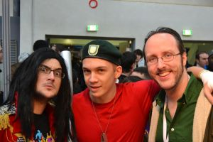 Doug Walker, Benzaie and a red scout by middlelink