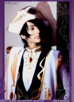 LELOUCH THE 99TH EMPEROR by KoujiAlone