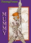 Melvin Monsters Mummy by sethereid