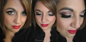 Once Upon a Time Regina Inspired Makeup by Cinnamoncandy