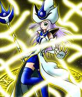 Silent Magician LV12 by InfinityVoid