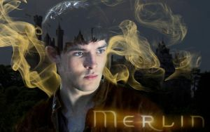 Merlin Shadow of Camelot by PirateFairy