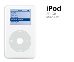 iMade the iPod by djnjpendragon