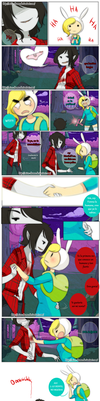 When I met you page 16. by KuroiiFox