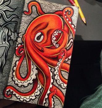 unfinished octopus tentacles part 27384953 by adrizzy